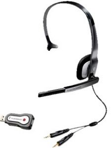 Plantronics Audio-310 Stereo USB Computer Headset, headphones plantronics audio-310, Plantronics Audio-310 Stereo PC Headset
